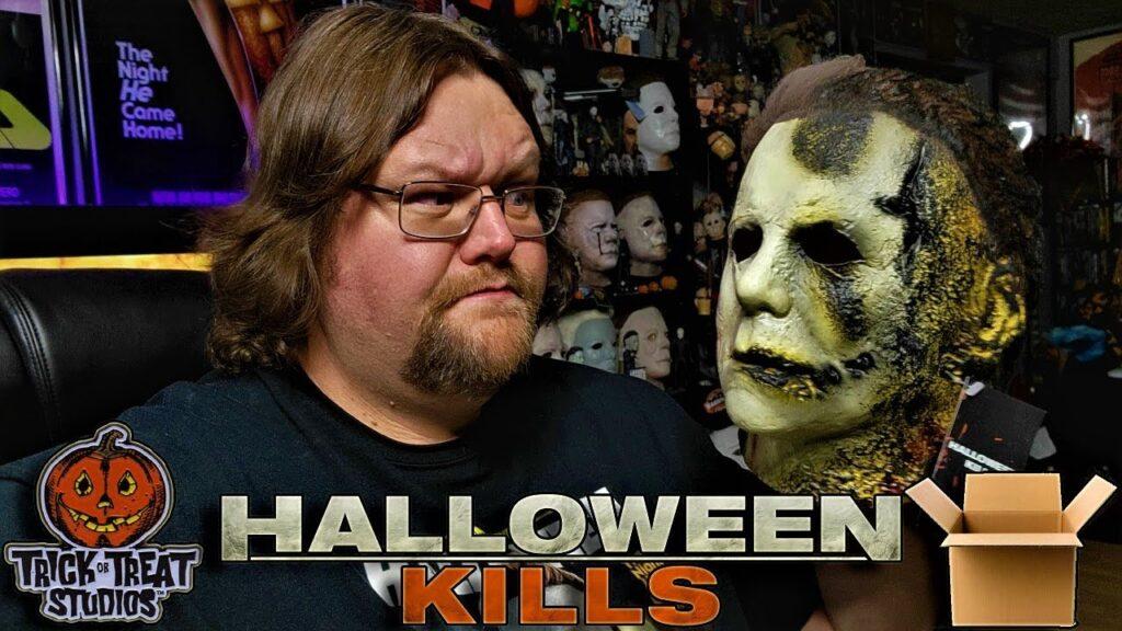 Halloween Kills Michael Myers Mask Unboxing – Trick or Treat Studios